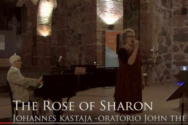 John the Baptist oratorio