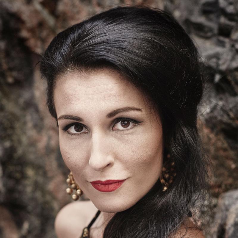 Maria Lund Johannes Kastaja oratorio Kuva Olga Poppius
