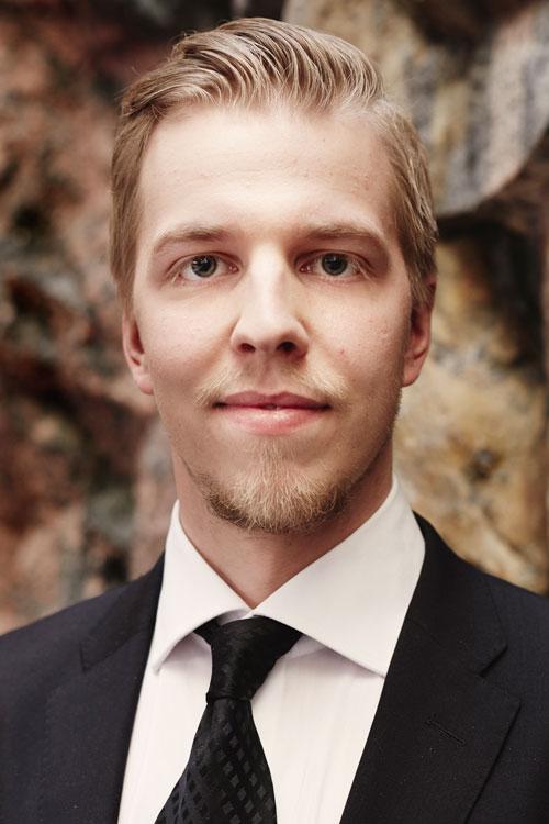 Olli Tikkanen John the Baptist oratorio Kuva Olga Poppius