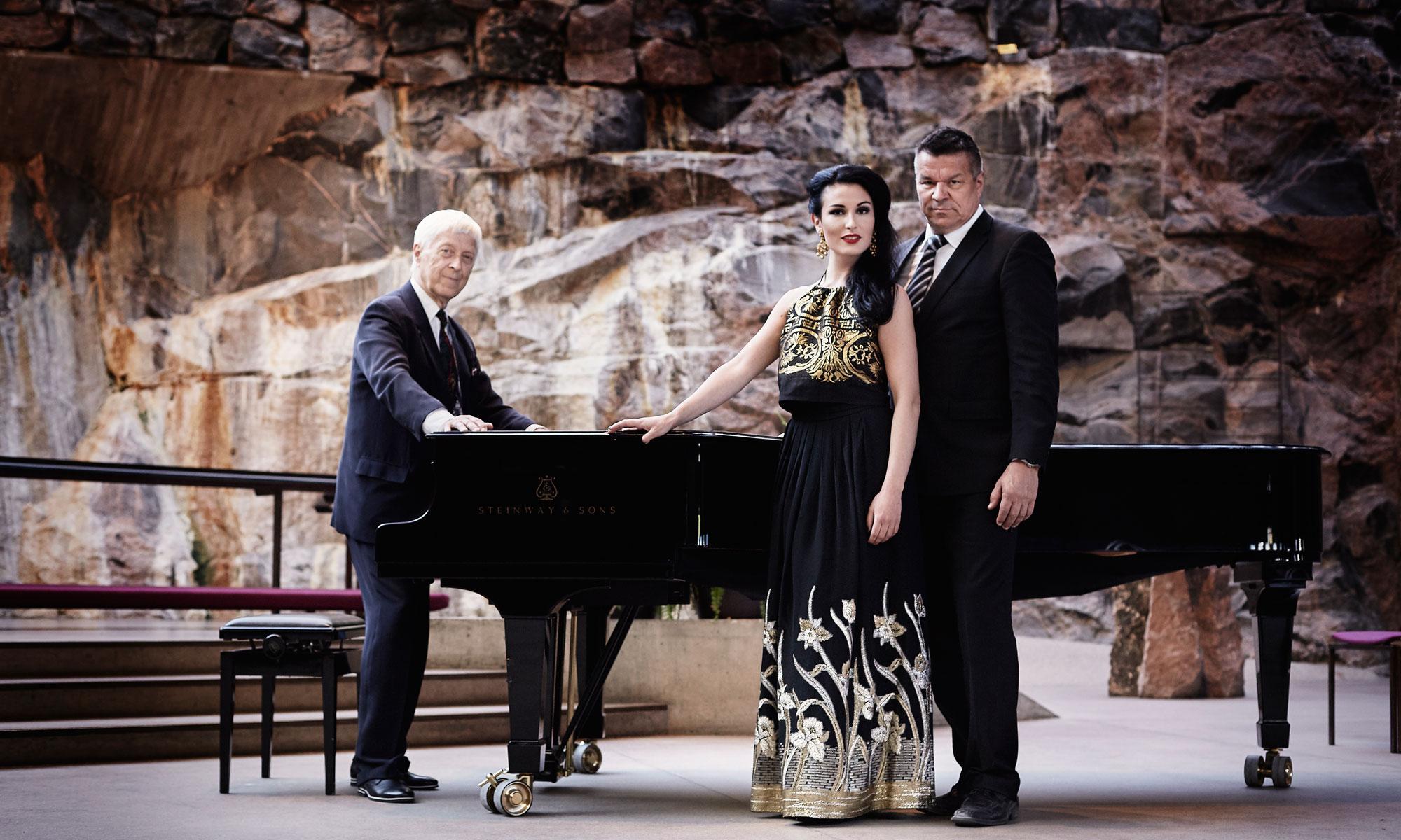 Johannes Kastaja oratorio Sarmanto Lund Mäkinen