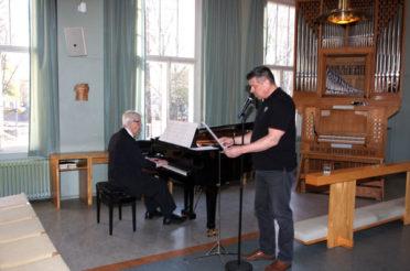 Lipunmyynnin avaustapahtuma pidettiin Huopalahden kirkolla 19.4.2016