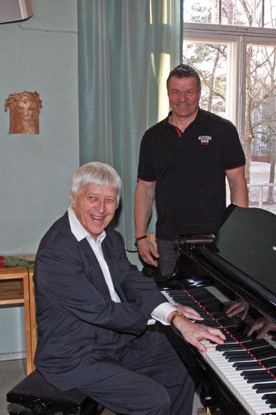 John the Baptist oratorio Jarmo Mäkinen Heikki Sarmanto